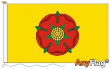 - LANCASHIRE NEW ANYFLAG RANGE - VARIOUS SIZES